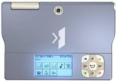 Miniaturní počítač FlipStart od společnosti Vulcan