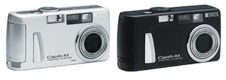 Digitální fotoaparát Ricoh RX