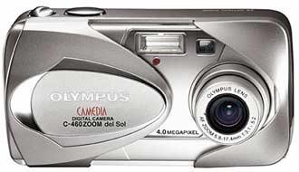 Digitální fotoaparát Olympus C-460 Zoom