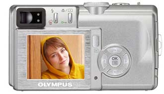 Digitální fotoaparát Olympus C-60 Zoom