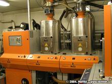 Stroje na dosušení granulátu