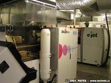 Stroje na výrobu CD-R a DVD-R