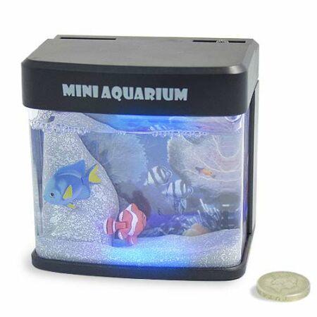 Desktop USB Aquarium (www.gadgetstuff.com)