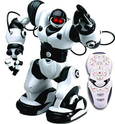 Robosapiens (www.gadgetshop.com)
