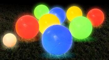 Light Up Boules (www.iwantoneofthose.com)