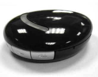Flashový Bluetooth přehrávač v podobě vajíčka