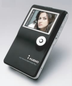 Přehrávač iAudio X5