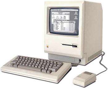 První Apple Macintosh