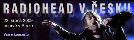 Radiohead v Česku - vše o koncertu