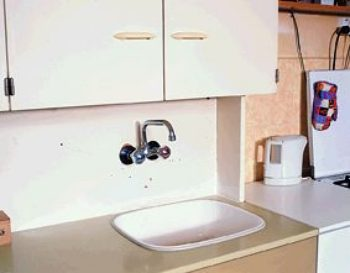 Levná renovace kuchyňské linky