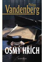 Přebal knihy Osmý hřích spisovatele Philippa Vandenberga