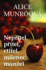 Přebal knihy Alice Munroové