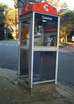 Telefonní budka