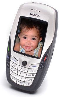 Mobile Baby Toy