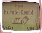 Eurotel Kombikarta