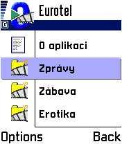 Eurotel Video Servis - screenshot