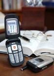 Samsung CEO phone