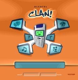 Alcatel Clan