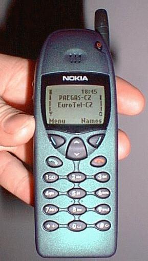 Tak tohle jsem donutil udělat svoji novou Nokia 6110