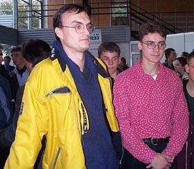 Programátoři: Lukáš Mikšíček a Martin Brachtl