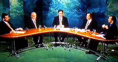 V pravé poledne - diskusní pořad ČT1 - 17.1.1999 ve 12:00