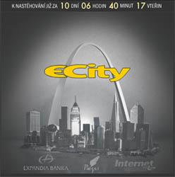 eCity - zatím ve výstavbě.