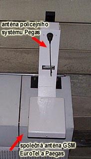 Antena na IP Pavlova