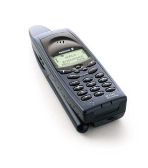 satelitní telefon Ericsson R290
