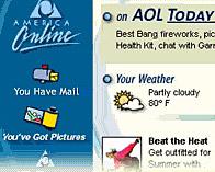 a tohle je na AOL