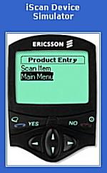 iScan - čtečka čárového kódu