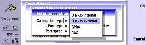 Nokia 9210 Extended Internet