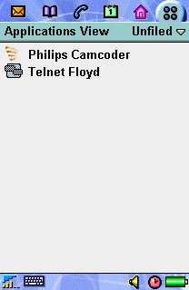 Philips Camcorder