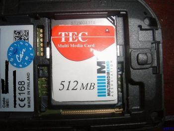 1GB do nokie 7610