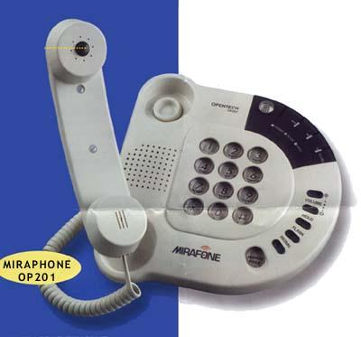 telefon pro sluchove postiyene