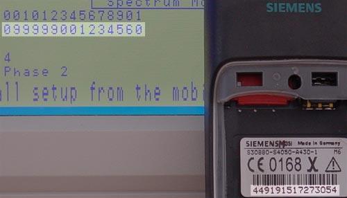 Mobily se zmenenym IMEI - M35