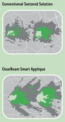 Antény Wireless Online ClearBeam