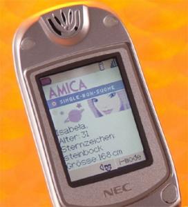 I-mode nec n21i