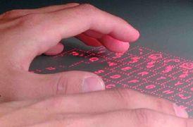 Laserová klávesnice