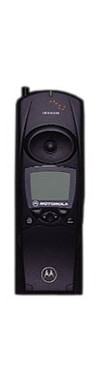 Motorola Iridium - hezká, co?