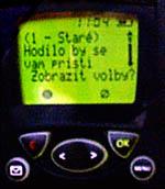 SMS zpráva odeslána z GSM telefonu na Iridium za 1,05 Kč!