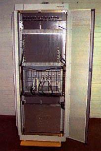 A to je Ericsson kabinet