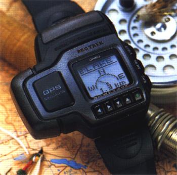 Casio Protrek hodinky