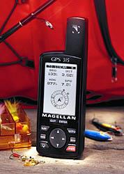 Magellan 315 - obr.1