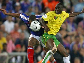 Francie - Togo: Henry a Tchangai
