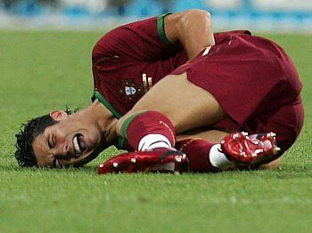 Portugalsko: Cristiano Ronaldo
