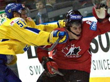 Švédsko - Kanada: Hanulla a Crosby