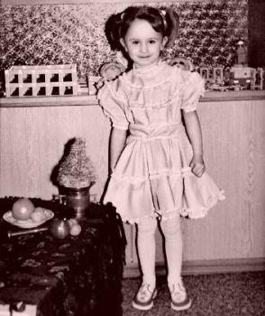 Malá Martina Sáblíková
