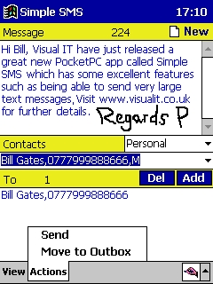 Simle_SMS