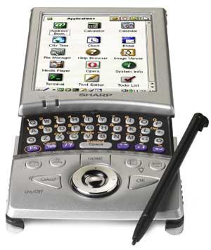 Sharp SL-5500G Personal Mobile Tool