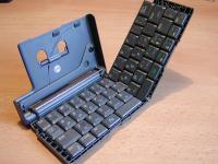 rozkládání klávesnice